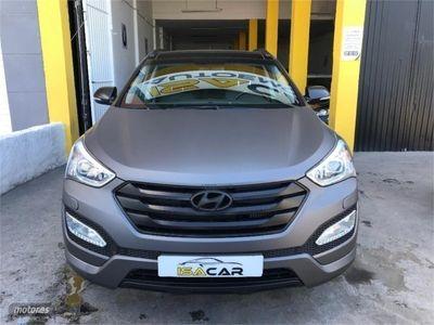 usado Hyundai Santa Fe 2.2 CRDi Klass 4x2 7S