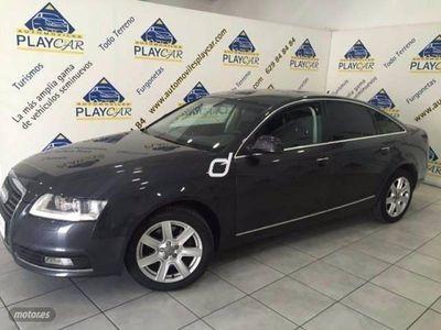 usado Audi A6 2.0TDI Multitronic PAQ. CONFORD Y EL PAQ. BUSINESS