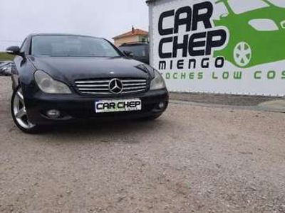 usado Mercedes CLS320 ClaseCDI Sport