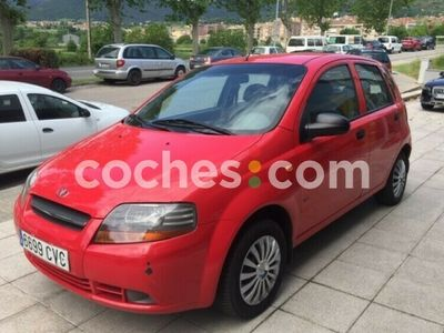 usado Chevrolet Kalos 1.4 Se 83 cv en Barcelona