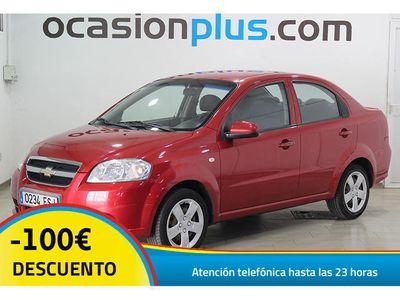 brugt Chevrolet Aveo Sedán 1.4 16v LT