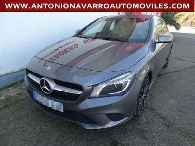 usado Mercedes CLA200 Shooting Brake CLA Shooting Brake d 7G-DCT