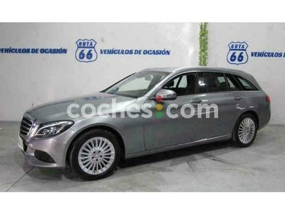 usado Mercedes 200 Clase E E Estate184 cv en Madrid