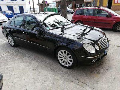 usado Mercedes E420 CDI Elegance Aut.