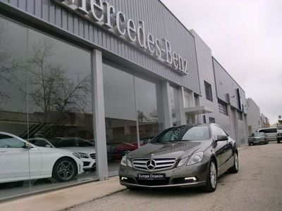 usado Mercedes E350 CDI Coupé BE 7G Plus
