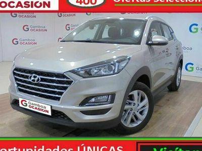 usado Hyundai Tucson 1.6 GDI SLE 4x2