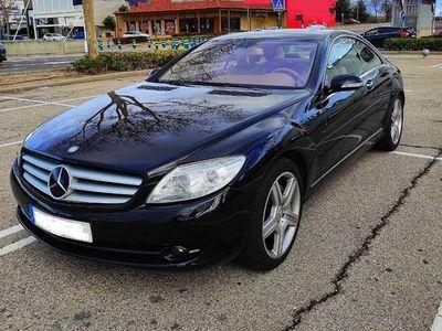 usado Mercedes CL500 CL 500 MERCEDESV8, 5.500CC, 388CV, 7 Vel.