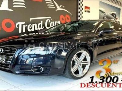 usado Audi A7 3.0 TDI quattro 180 kW (245 CV) S tronic 5p