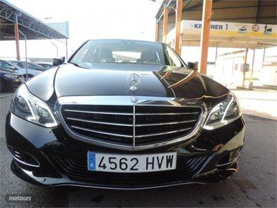 gebraucht Mercedes E350 Clase EBlueTec Elegance