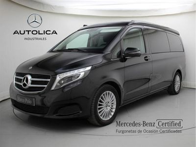 usado Mercedes V220 Marco PoloHorizon 7G-Tronic