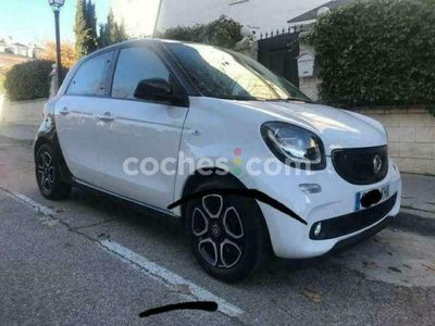 usado Smart ForFour Electric Drive Prime 82 cv en Madrid
