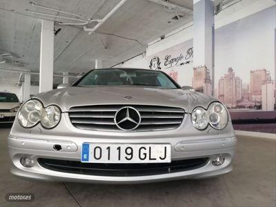 usado Mercedes CLK500 Clase CLKAVANTGARDE AUTO