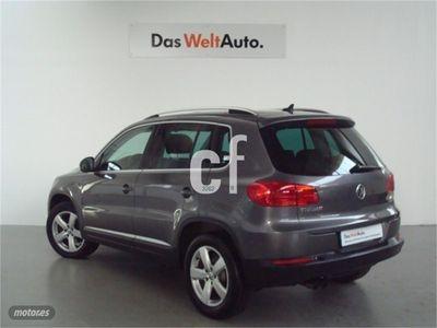usado VW Tiguan 2.0 TDI 140cv DSG 4x4 Excellence