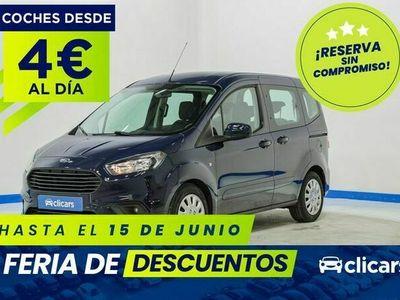 usado Ford Tourneo Courier 1.5 TDCi 74kW (100CV) Trend