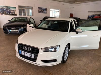 usado Audi A3 1.6 TDI 110CV clean S tronic Attraction