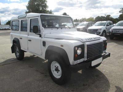 used Land Rover Defender 110 Station Wagon CLIMA