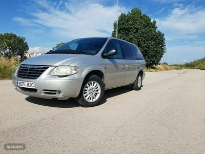 usado Chrysler Grand Voyager LX 2.8 CRD
