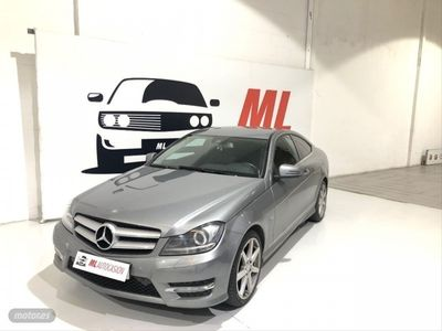 usado Mercedes C220 Clase CCDI BE Blue Efficiency Ed. Coupe