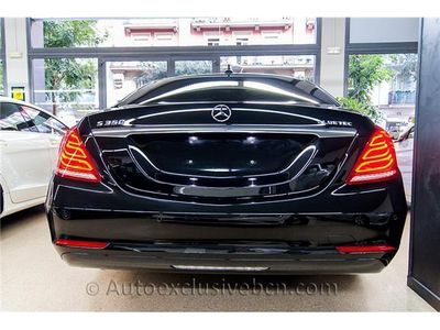 usado Mercedes S350 BT 4M Largo*Techo*TV*Masaje*Nightvison*Full Equip