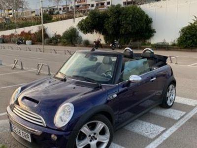 usado Mini Cooper S Cabriolet