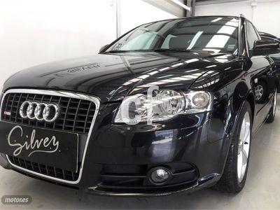 usado Audi A4 2.0 TDI 140cv multitronic DPF