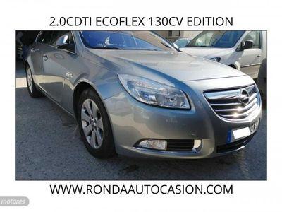 usado Opel Insignia 2.0 CDTI 130CV EDITION