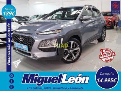 usado Hyundai Kona 1.0 TGDI TECNO LIME