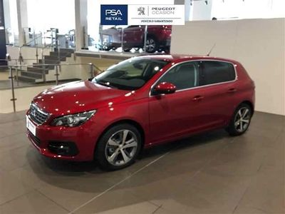 used Peugeot 308 5p Allure 1.6 BlueHDi 88KW (120CV)