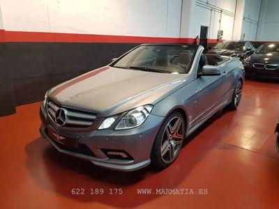 usata Mercedes E350 Cabrio CDI BE Aut. *AMG*FULL*