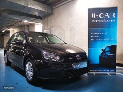 usado VW Golf 1.6 TDI 105cv BlueMotion