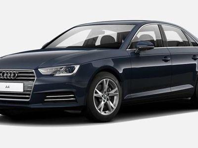 usado Audi A4 2.0 TDI S Line Edition 110 kW (150 CV)