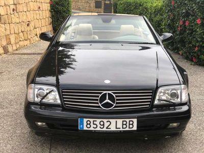 usado Mercedes SL320 AMG