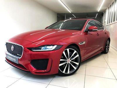 usado Jaguar XE 2.0D I4 132kW (180CV) RWD AT R-Dynamic S