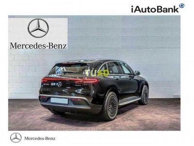 usado Mercedes EQC 400 ELECTRICO 4 MATIC AMG LINE