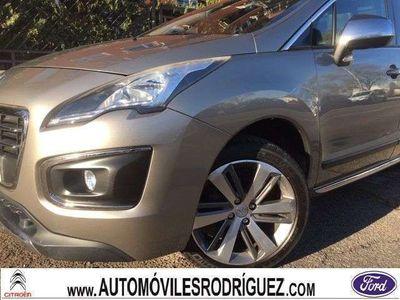 usado Peugeot 3008 1.2 PureTech S&S 130 ALLURE