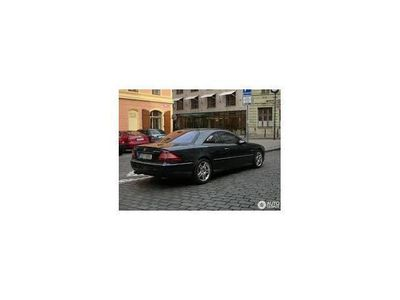 usado Mercedes CL500 KMS CERTIFICADOS !!