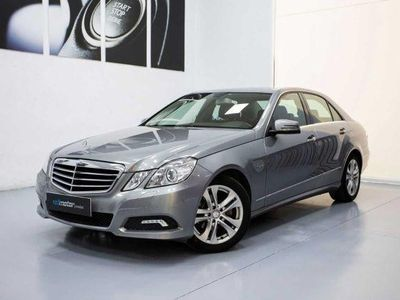 usado Mercedes E220 Clase ECDI Blue Efficiency Avantgarde