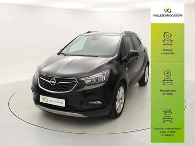 usado Opel Mokka X 120 ANIVERSARIO 1.4 T 140 CV 2WD S/S 5P