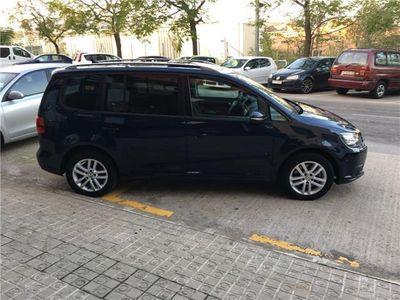 usado VW Touran 2.0TDI Advance Techo,Navegador,Bixenon