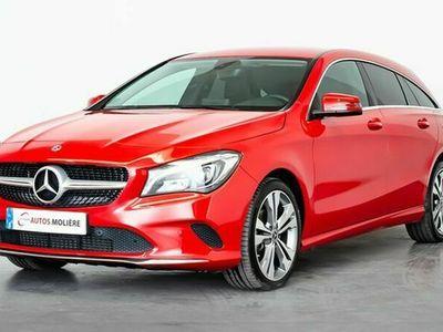 usado Mercedes 200 Clase Cla Cla Shooting Brake7g-dct 136 cv en Malaga
