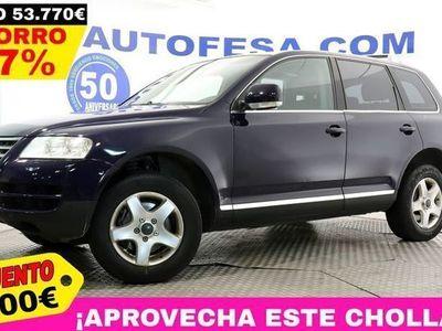 usado VW Touareg 3.0 TDI V6 225 5p Tiptronic 4x4 # CUERO,XENON