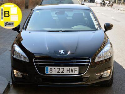 usado Peugeot 508 2.0HDI BusinessLine 140cv 70.000 KMS GARANTIZADOS