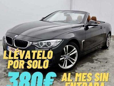 usado BMW 120 Cabriolet Serie 4 Cabrio d cabrio 120kw aut