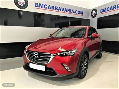 usado Mazda CX-3 2.0 SKYACTIV GE 88kW Luxury 2WD