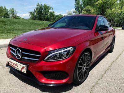 usado Mercedes C250 9G-Tronic