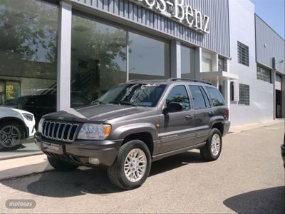 usado Jeep Grand Cherokee 2.7 CRD Limited