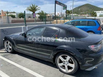 usado Mazda RX8 Rx-8231 231 cv en Illes Balears