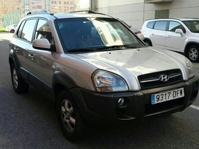 usado Hyundai Tucson 2.0CRDi Style Aut.