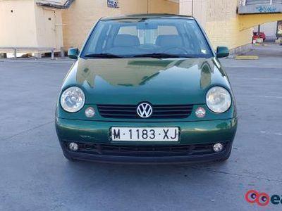 begagnad VW Lupo 16v highline air gasolina