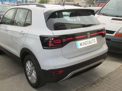 usado VW T-Cross - 1.0 TSI Sport DSG7 85kW